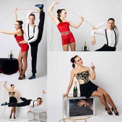 Alina & Valery Elastic