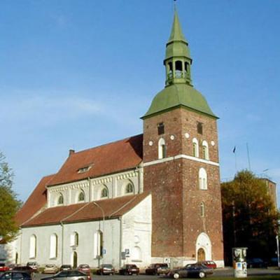 Valmieras Svētā Sīmaņa evaņģēliski luteriskā baznīca