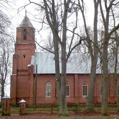 Budbergas Svētā Pāvila baznīca