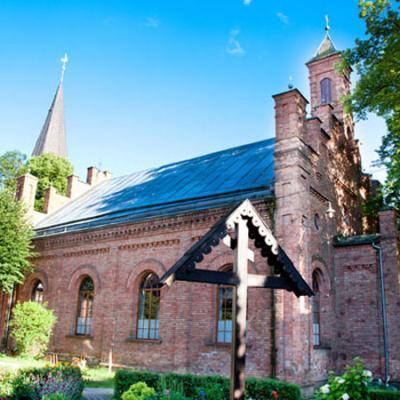 Tukuma Svētā Stefana katoļu baznīca