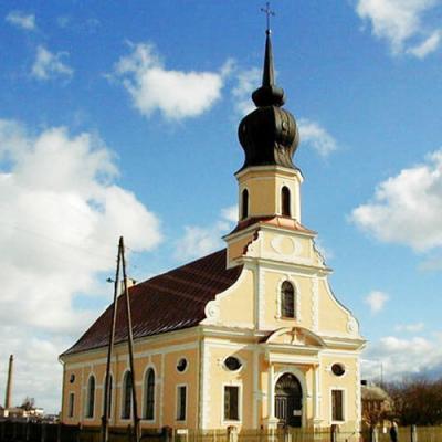 Doles - Ķekavas Svētās Annas evaņģēliski luteriskā baznīca