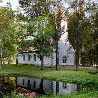 Augstrozes evaņģēliski luteriskā baznīca