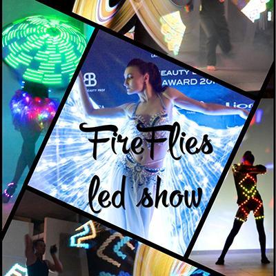 FireFlies LED show