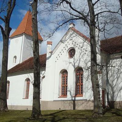 Talsu evaņģēliski luteriskā baznīca