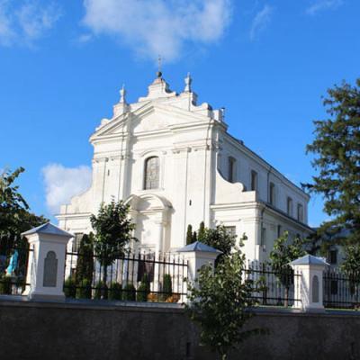 Krāslavas Sv.Ludvika Romas katoļu baznīca