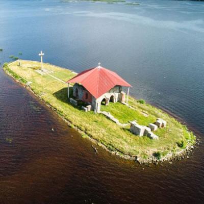 Svētā Meinarda sala Ikšķilē