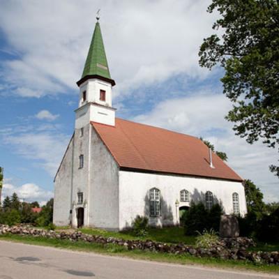 Alojas evanģēliski luteriskā baznīca