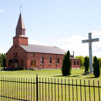 Kalnciema Kristus Karaļa Romas katoļu baznīca